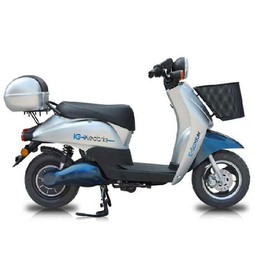Moto eléctrica IC electric