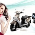 Scooters eléctricos KYMCO Queen y Candy