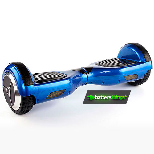 Patinete electrico hoverboard i6, battery things